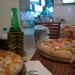 Vue de Pizzeria Hut 1