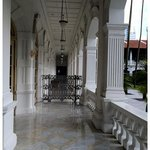 The Raffles - Entrance for the suites