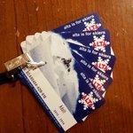 Alta RFID Cards