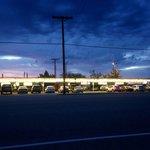 Maddox Drive-In Busy Night