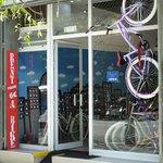 Plan Bike Barcelona entrance