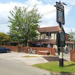 Nice New Forest Pub
