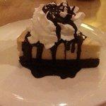 Brownie-Latte Cheesecake