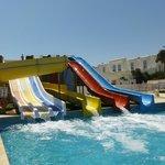 Water park, les enfants adorent!