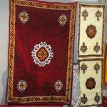 Les beaux tapis marocains