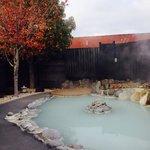 The Outside Pool