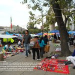 Entorno do Monumento da Revolução cidade do México foto Cida Werneck