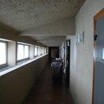 Corridor Outside the room