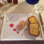 Fois gras...divino!