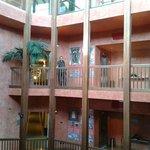 hueco hall