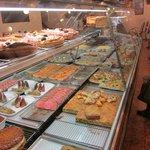 Strudel, cake, pizza and more