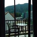 Balcón con vista a la montaña ! Pidan piso alto !