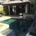Ocean villa room 1211