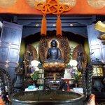 雲龍院 本尊 薬師如来坐像、日光菩薩、月光菩薩