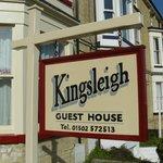 Kingsleigh Sign