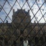 Vista dalla Piramide