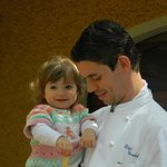 Chef Luigi and the next generation