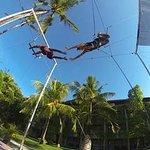 High Flyers at Bali Dynasty Resort