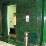 Shogun suite elevator