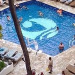 Nice sized pool