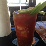 my bloody mary creation