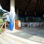 Restaurant en bord de plage - Attention, réservé Préféred club !!
