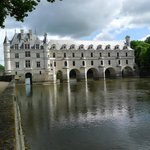Chateau Chenonceau (an easy drive away)