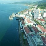 View of Sandakan.