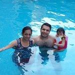 Nice & clean pool