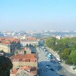 Вид на Порту с башни Клеригуш