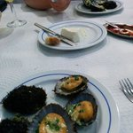 Limpets. mmmmm. Limpets.