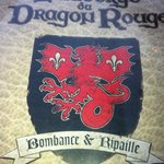 The medieval Red Dragon Auberge