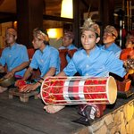 Gamelan performance