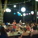 Our fairy wonderland reception