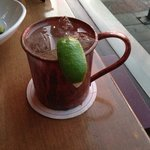 Moscow Mule - Yum!