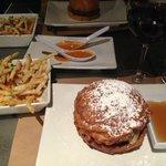 Limited Monte Cristo Burger