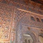 Wife's palace rooms, Alcazar