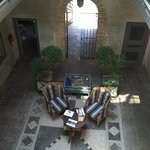 Inner Courtyard/ Hotel Lobby
