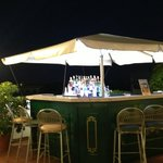 Bar sulla terrazza