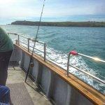 Courtmacsherry fishing