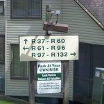 River Village-Sign