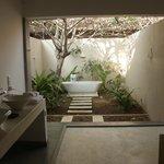 bagno esterno