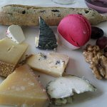 Selection of cheese