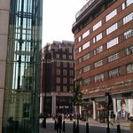 Jusat around the corner is Oxford Street and a huge Primark.