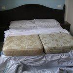 1 lit double = 2 lits simples... du jamais vu !