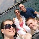 Motor boats ride