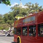 Departing The Alamo