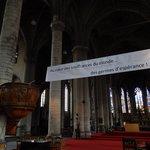 saint maurice - navata centrale