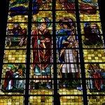 saint maurice - vetrata 6