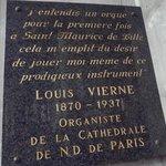 saint maurice - targa commemorativa